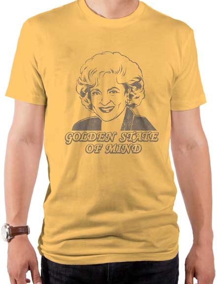 The Golden Girls State of Mind Mens T-Shirt