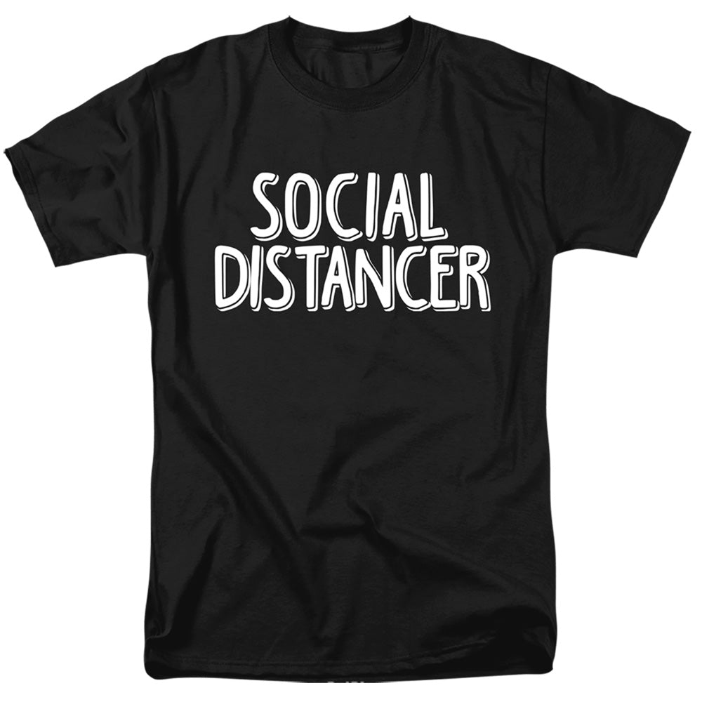 Social Distancer Adult T-Shirt