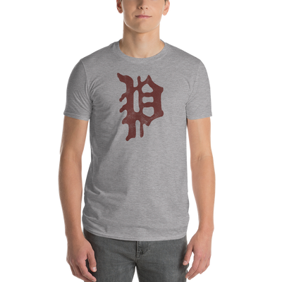 Retro Old School Philly Baseball T-Shirt