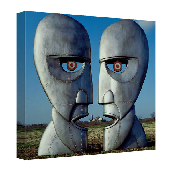Pink Floyd Division Bell Cover Quickpro Artwrap Canvas - Generation T