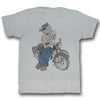 Popeye Cycle Adult Tee - Generation T