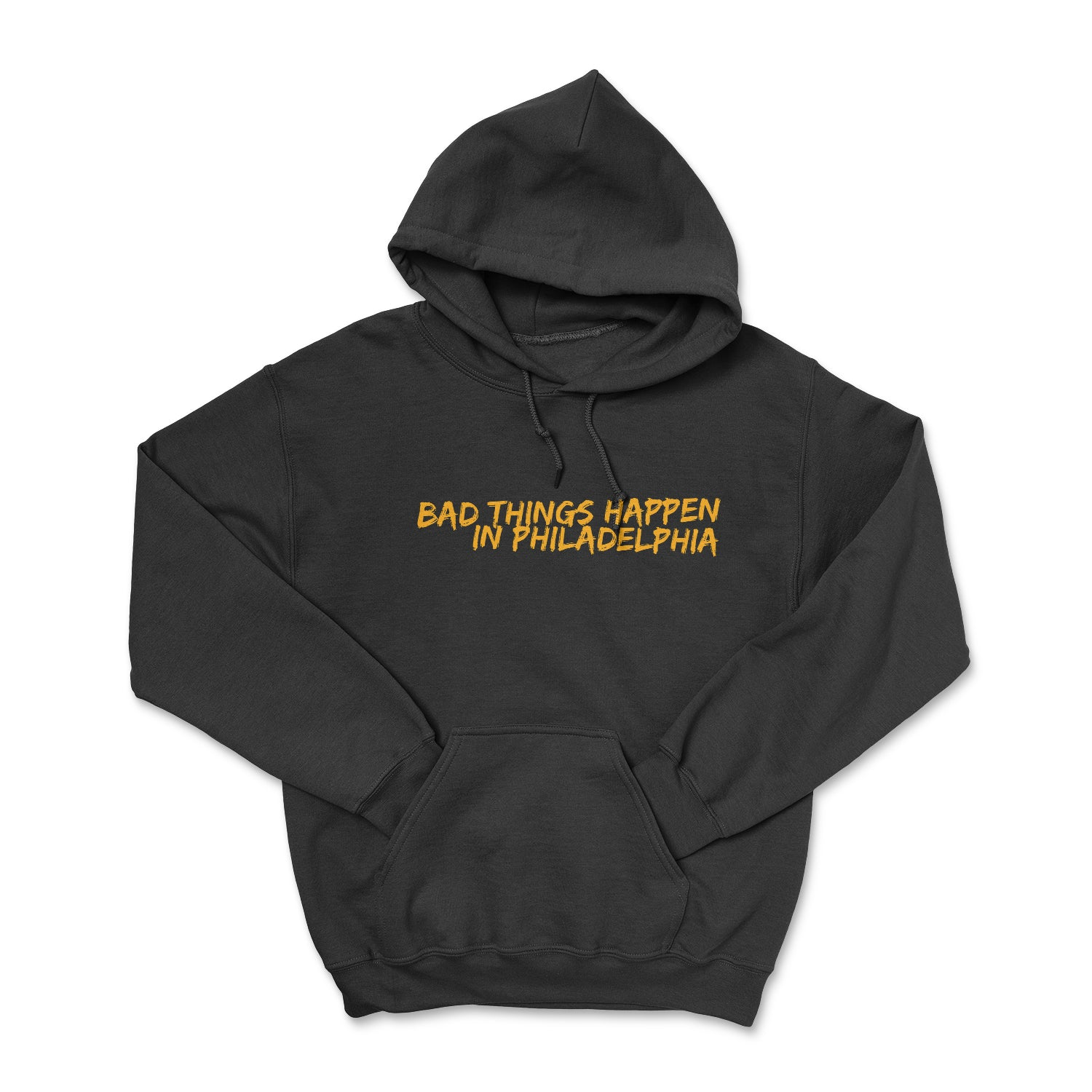 Bad Things Happen in Philadelphia Unisex Heavy Blend™ Hooded Sweatshirt