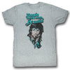 Rambo Rain On Your Face T-Shirt - Generation T