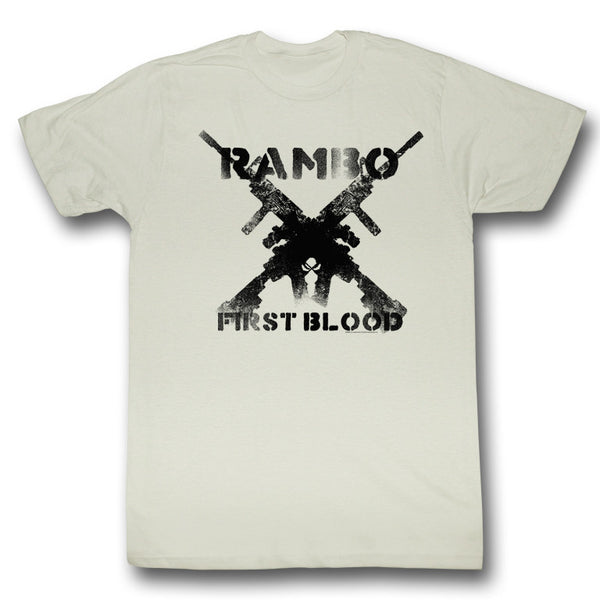 Rambo Guns T-Shirt - Generation T