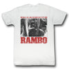 Rambo No One T-Shirt - Generation T