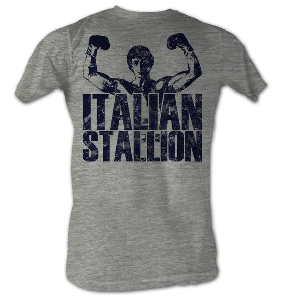 Rocky Classic Stallion Mens Tee Shirt - Generation T