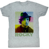Rocky Color Rock Mens Tee Shirt - Generation T
