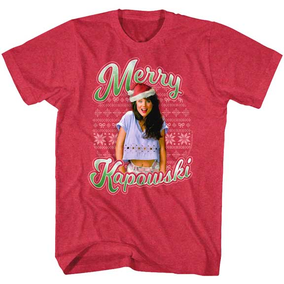 Saved By The Bell Merry Kapowski Mens T-Shirt