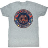 Saved by the Bell 80s Logo Mens Tee Shirt - Generation T