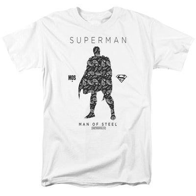 Mens Superman/Paisley Silhouette Tee Shirt - Generation T