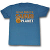 Saturday Night Live Safari Planet Logo T-Shirt - Generation T