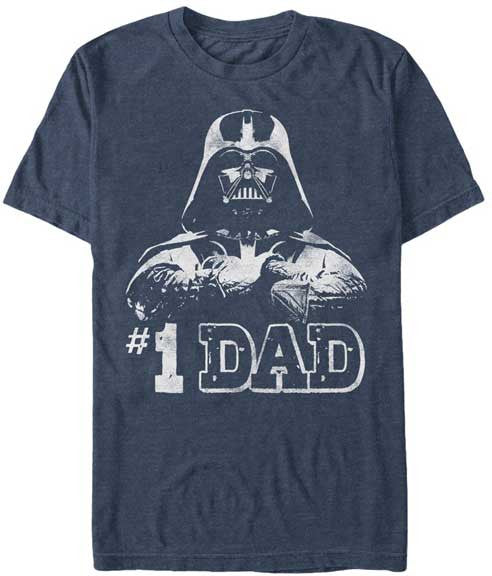 Star Wars Darth Vader Incredible Dad T-Shirt - Generation T