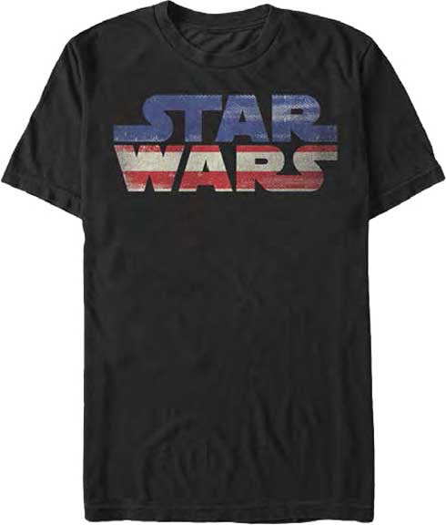 Star Wars USA Adult T-Shirt - Generation T