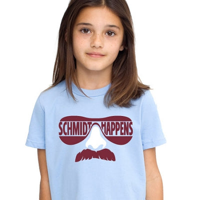 Schmidt Happens Kids Tee Shirt - Generation T