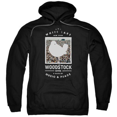 Woodstock Birds Eye View Hoodie - Generation T