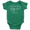 The Philly Special Let's Do It Infant Bodysuit