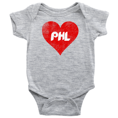 Philly Love Infant Bodysuit