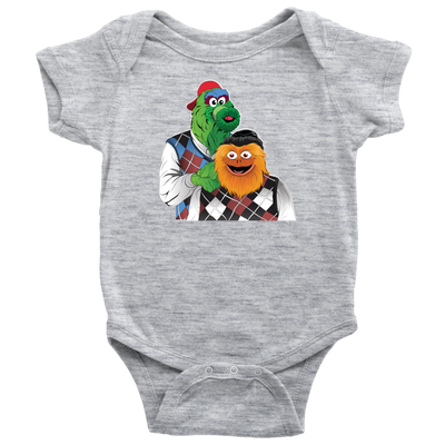 Mascot Brothers Infant Bodysuit