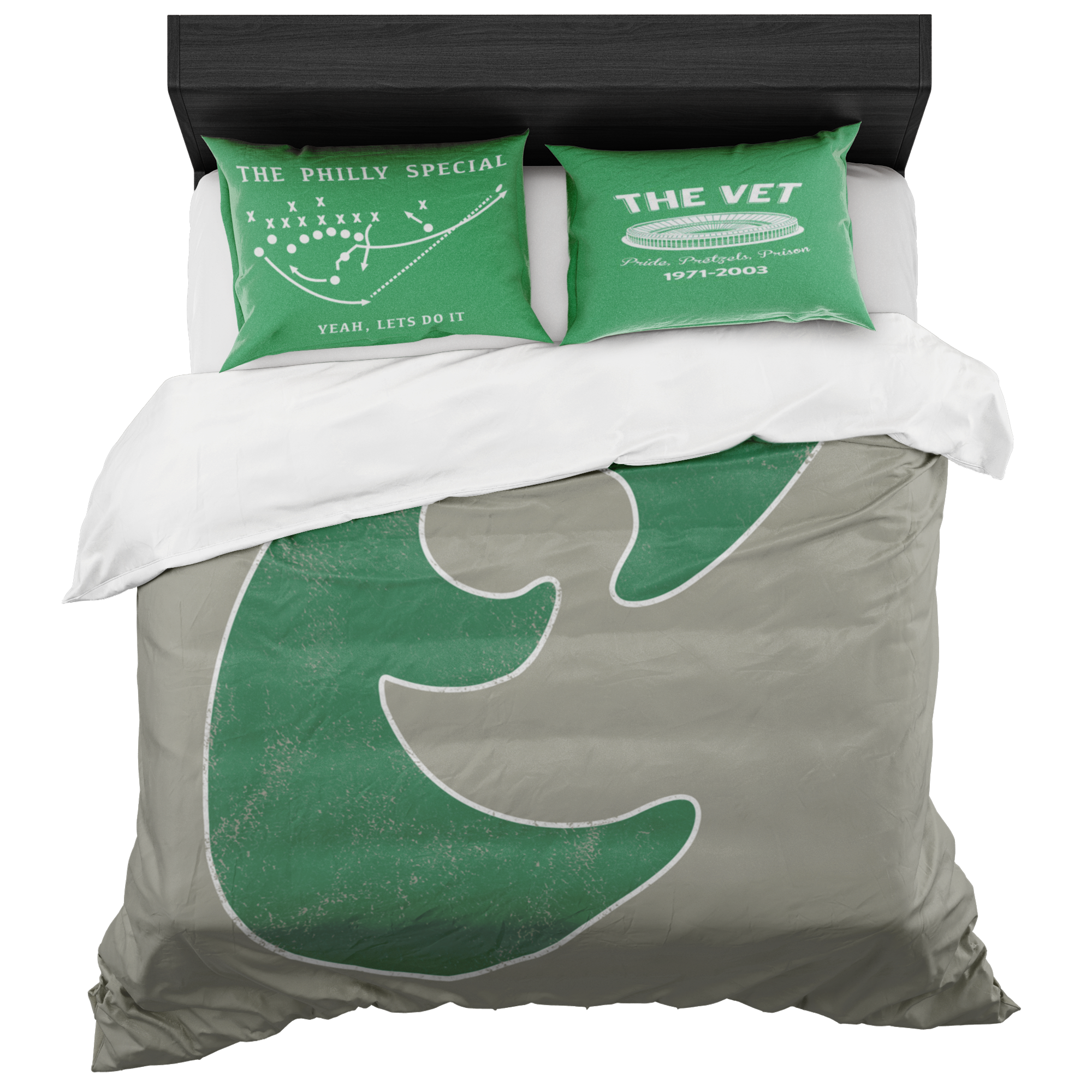 The Ultimate Philly Football Bed in a Box Set   Generation T