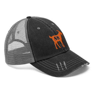 GOAT Lindros Inspired Unisex Embroidered Trucker Hat