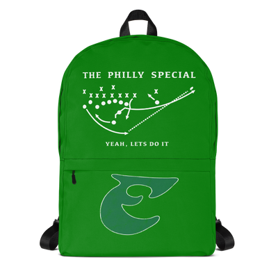 The Ultimate Philly Special Backpack