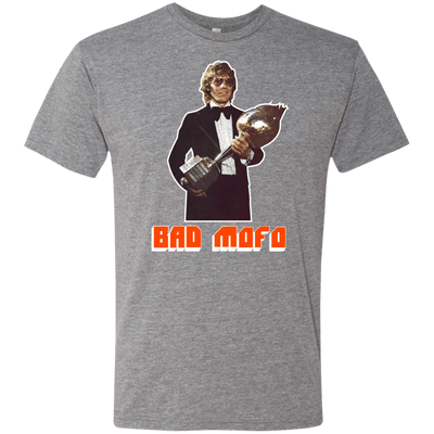 Bad Mofo Bobby Inspired Retro Unisex Triblend T-Shirt - Generation T