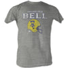 Mens WFL Retro Philadelphia Bell Tee Shirt - Generation T