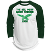 Big Mean Green Machine Retro Polyester Game Baseball Jersey - Generation T