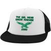 Big Mean Green Machine Retro Trucker Hat with Snapback - Generation T