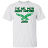 Big Mean Green Machine Retro Ultra Cotton T-Shirt - Generation T