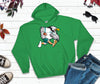 Retro Philly Football Bird Pullover Hoodie