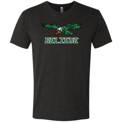 Birds Inspired Believe Men's Triblend T-Shirt - Generation T