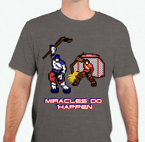 Miracles Do Happen Tee Shirt - Generation T