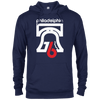 Blue Philadelphia 76 French Terry Hoodie - Generation T