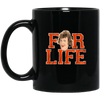 Bobby for Life Black Coffee Mug - Generation T