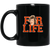 Bobby for Life Black Coffee Mug