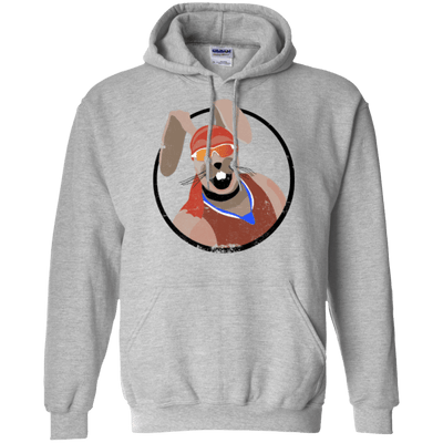 Bring Back Hip Hop Adult Pullover Hoodie - Generation T