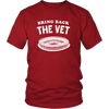 Bring Back The Vet Baseball Edition Mens T-Shirt - Generation T