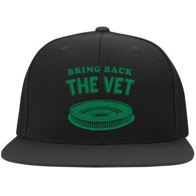 Bring Back The Vet Flat Bill Twill Flexfit Cap - Generation T