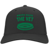 Bring Back The Vet Flex Fit Twill Baseball Cap - Generation T