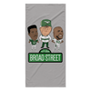 Broad Street Football Beach Towel - Generation T