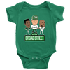 Broad Street Football Infant Bodysuit - Generation T