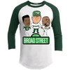 Broad Street Football Sporty T-Shirt - Generation T