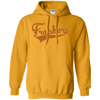 Brockmire Frackers Inspired Gold Pullover Hoodie - Generation T