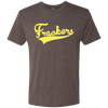 Brockmire Inspired Frackers Script Next Level Men's Tri-Blend Tee - Generation T