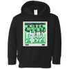 Buddy's Bounty Hunters 1989 Toddler Fleece Hoodie - Generation T