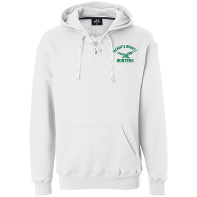 Buddy's Bounty Hunters Heavyweight Sport Lace Hoodie - Generation T