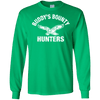 Buddy's Bounty Hunters Long Sleeve Adult T-Shirt - Generation T