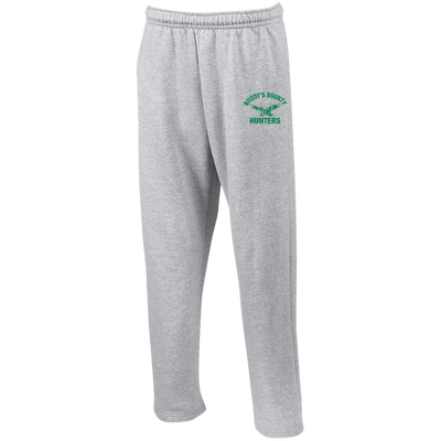 Buddy's Bounty Hunters Open Bottom Sweatpants with Pockets - Generation T