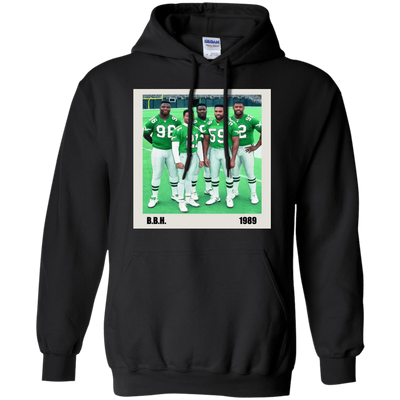 Buddy's Bounty Hunters Photo Pullover Hoodie - Generation T